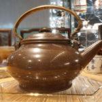 宜興紫砂水磨壺